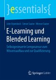 E-Learning und Blended Learning (eBook, PDF)