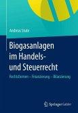 Biogasanlagen im Handels- und Steuerrecht (eBook, PDF)