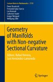 Geometry of Manifolds with Non-negative Sectional Curvature (eBook, PDF)