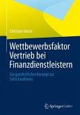 Wettbewerbsfaktor Vertrieb bei Finanzdienstleistern (eBook, PDF)