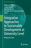 Integrative Approaches to Sustainable Development at University Level (eBook, PDF)