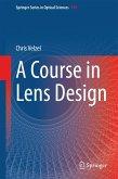 A Course in Lens Design (eBook, PDF)