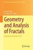 Geometry and Analysis of Fractals (eBook, PDF)