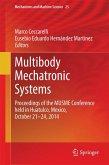 Multibody Mechatronic Systems (eBook, PDF)