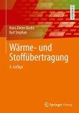Wärme- und Stoffübertragung (eBook, PDF)