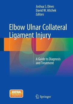 Elbow Ulnar Collateral Ligament Injury (eBook, PDF)