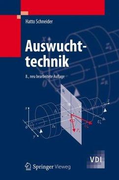 Auswuchttechnik (eBook, PDF) - Schneider, Hatto