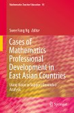 Cases of Mathematics Professional Development in East Asian Countries (eBook, PDF)
