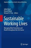 Sustainable Working Lives (eBook, PDF)