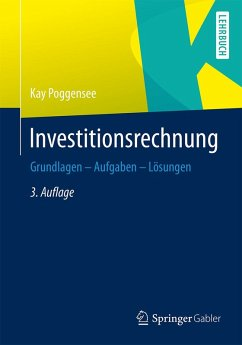 Investitionsrechnung (eBook, PDF) - Poggensee, Kay