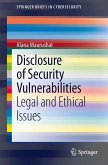 Disclosure of Security Vulnerabilities (eBook, PDF)