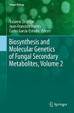 Biosynthesis and Molecular Genetics of Fungal Secondary Metabolites, Volume 2 (eBook, PDF)