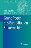 Grundfragen des Europäischen Steuerrechts (eBook, PDF)