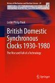 British Domestic Synchronous Clocks 1930-1980 (eBook, PDF)