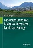 Landscape Bionomics Biological-Integrated Landscape Ecology (eBook, PDF)