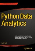 Python Data Analytics (eBook, PDF)
