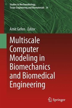 Multiscale Computer Modeling in Biomechanics and Biomedical Engineering (eBook, PDF)