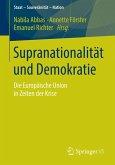 Supranationalität und Demokratie (eBook, PDF)