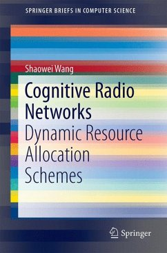 Cognitive Radio Networks (eBook, PDF) - Wang, Shaowei
