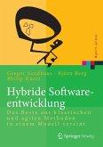 Hybride Softwareentwicklung (eBook, PDF)