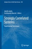 Strongly Correlated Systems (eBook, PDF)