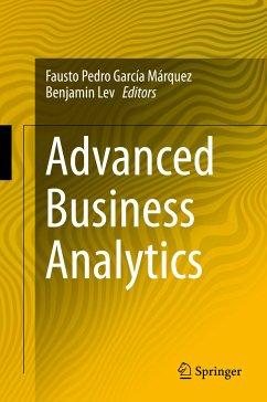 Advanced Business Analytics (eBook, PDF)