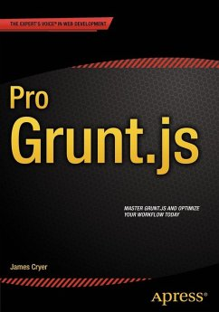 Pro Grunt.js (eBook, PDF) - Cryer, James