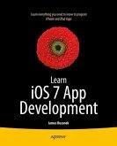 Learn iOS 7 App Development (eBook, PDF)