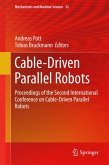 Cable-Driven Parallel Robots (eBook, PDF)
