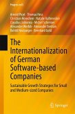 The Internationalization of German Software-based Companies (eBook, PDF)