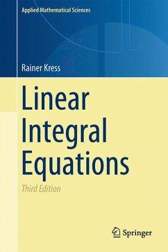 Linear Integral Equations (eBook, PDF)
