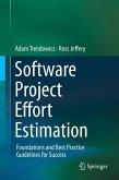 Software Project Effort Estimation (eBook, PDF)