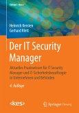 Der IT Security Manager (eBook, PDF)