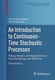 An Introduction to Continuous-Time Stochastic Processes (eBook, PDF)