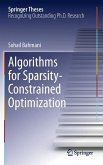 Algorithms for Sparsity-Constrained Optimization (eBook, PDF)