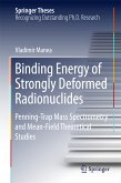 Binding Energy of Strongly Deformed Radionuclides (eBook, PDF)