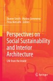 Perspectives on Social Sustainability and Interior Architecture (eBook, PDF)