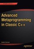 Advanced Metaprogramming in Classic C++ (eBook, PDF)