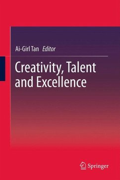 Creativity, Talent and Excellence (eBook, PDF)