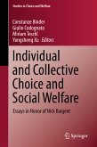 Individual and Collective Choice and Social Welfare (eBook, PDF)