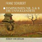 Sinfonien 5 & 8-Die Unvollendete