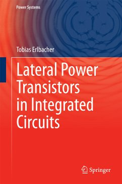 Lateral Power Transistors in Integrated Circuits (eBook, PDF) - Erlbacher, Tobias