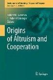 Origins of Altruism and Cooperation (eBook, PDF)
