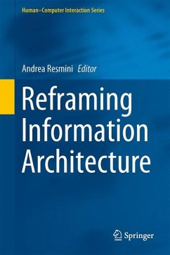 Reframing Information Architecture (eBook, PDF)