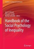 Handbook of the Social Psychology of Inequality (eBook, PDF)
