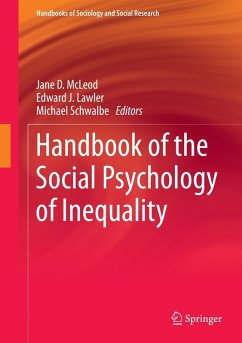 Handbook of the Social Psychology of Inequality (eBook, PDF)