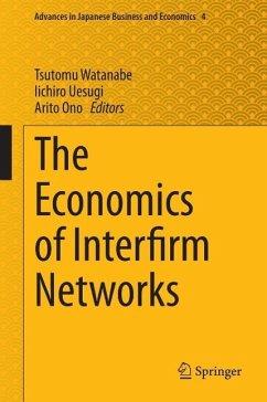 The Economics of Interfirm Networks (eBook, PDF)