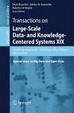 Transactions on Large-Scale Data- and Knowledge-Centered Systems XIX (eBook, PDF)