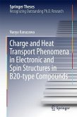 Charge and Heat Transport Phenomena in Electronic and Spin Structures in B20-type Compounds (eBook, PDF)