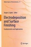 Electrodeposition and Surface Finishing (eBook, PDF)